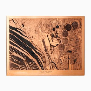 Kupfer Bergwerk Radierung Nr. 6 von David Derksen