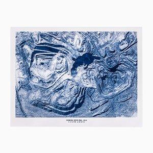 Kupfer Bergwerk Radierung Druck Nr. 1 von David Derksen, 2018