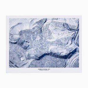 Kupfer Bergwerk Radierung Druck Nr. 3 von David Derksen, 2018