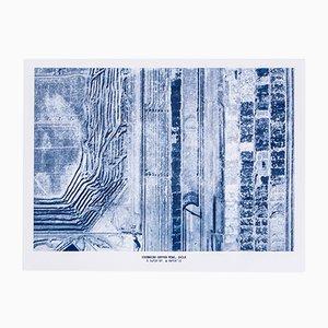 Copper Mine Etching Print No. 5 by David Derksen, 2018