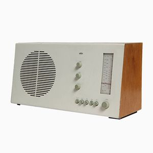Mid-Century RT 20-S Radio by Dieter Rams for Braun, 1957