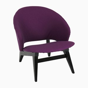 Niederländischer Mid-Century Sessel von Louis Van Teeffelen für WéBé, 1960er