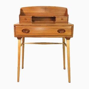 Mid-Century Flur- oder Schreibtisch von Lucian Ercolani für Ercol, 1960er