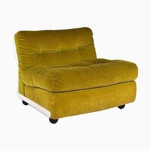 Vintage Amanta Easy Chair by Mario Bellini for B&B Italia