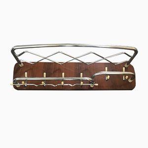 Scandinavian Coat Rack, 1960s