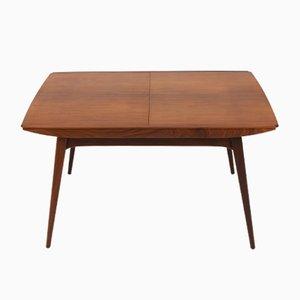 Niederländischer Mid-Century Tisch aus Teak von Louis Van Teeffelen für WéBé