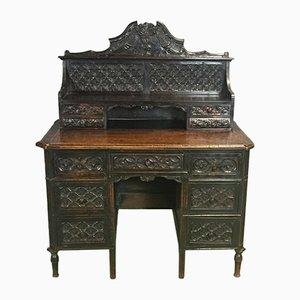 Kirschholz Schreibtisch aus 18. Jhdt.