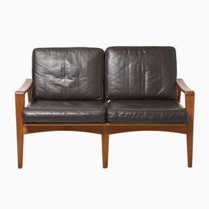 2-Seater Sofa by Arne Wahl Iversen for Komfort, 1960s