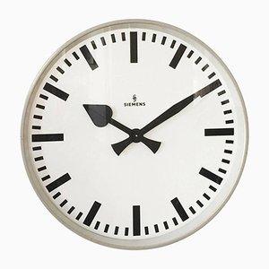 Mid-Century Uhr von Siemens, 1950er