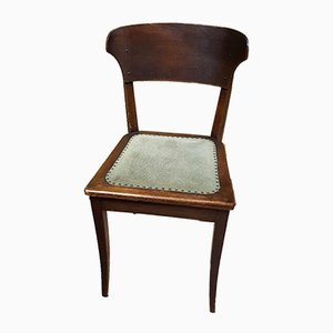 Antique Art Nouveau Chair by Riemerschmid for Hellerau