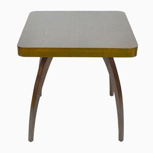 Vintage Coffee Table from Jindrich Halabala for ÚP Závody