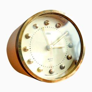 Horloge Révail de Table Vintage de Prim, 1980s