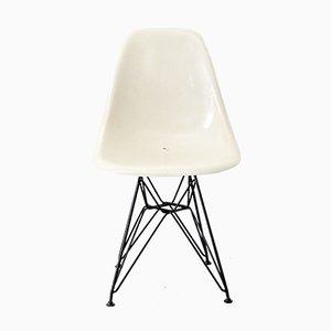 Vintage DSW Beistellstuhl von Charles & Ray Eames für Herman Miller