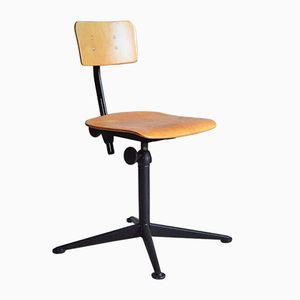 Sedia da ufficio vintage di Friso Kramer per Ahrend De Cirkel