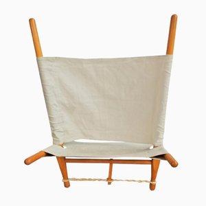 Vintage Saw Stuhl von Ole Gjerlov-Knudsen für Cado