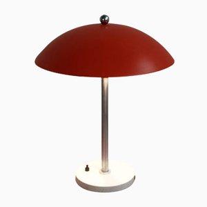 Vintage Mushroom Tischlampe von Wim Rietveld für Gispen