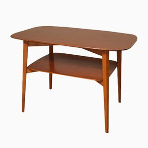 Mid Century Coffee Table From Nordiska Kompaniet, 1950s