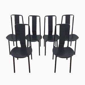 Irma Stühle von Achille Castiglioni für Zanotta, 1979, 6er Set