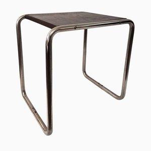 Mid-Century Bauhaus B9 Tisch von Marcel Breuer für Standardmöbel GmbH Berlin, 1927