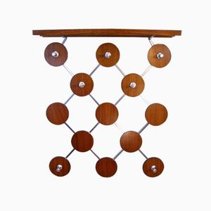 Mid-Century Danish Coat Rack in Rosewood, 1960s