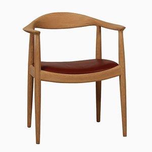 Modell JH 503 The Chair von Hans J. Wegner für Johannes Hansen, 1950er