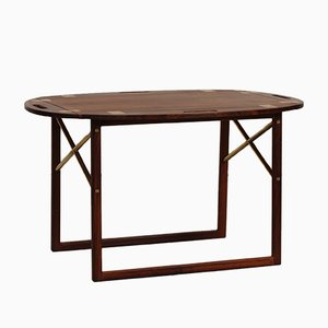 Danish Coffee Table in Rosewood by Svend Langkilde, 1960s
