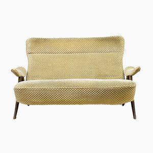 Modell 107/2 Zwei-Sitzer Sofa von Theo Ruth für Artifort, 1950er