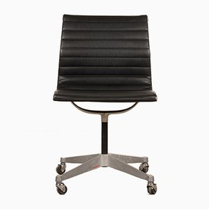 Black Desk Chair by Charles & Ray Eames for Herman Miller, 1950s