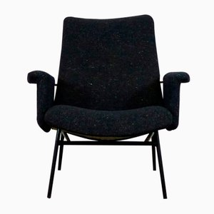 Mid-Century French SK660 Armchair by Pierre Guariche for Steiner, 1950s