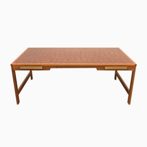 Danish Sewing Table, 1960s