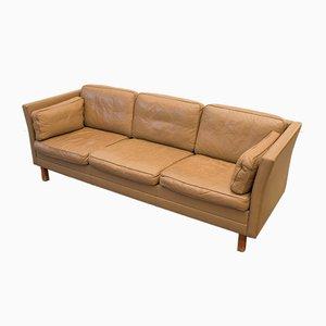Modell 2333 3-Sitzer Sofa von Børge Mogensen für Fredericia, 1960er