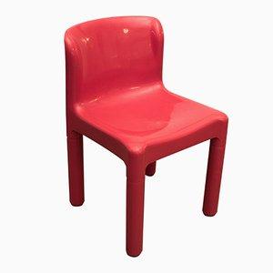 Modell 4875 Stuhl von Carlo Bartoli für Kartell, 1970er