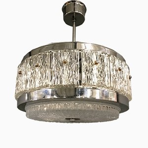 Murano Glass Pendant Light, 1960s