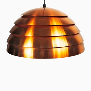Dome Pendant by Hans Agne Jakobsson for Markaryd, 1960s
