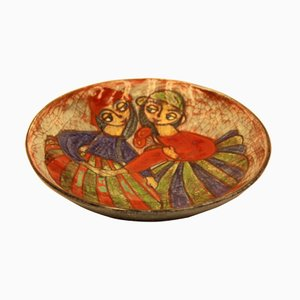 Keramik Schale von Marianne Starck für Michael Andersen & Son, 1950er