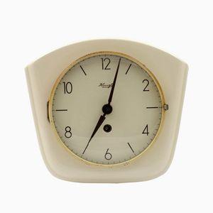 Ceramic Kitchen Clock from Kienzle, 1950s