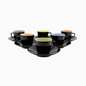 Tazzine da caffè di Ditmar Urbach, anni '60, set di 2