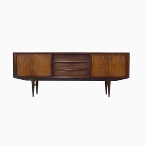 Rosewood Sideboard by E.W. Bach for Sejling Skabe, 1960s