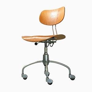 SE 40 Stuhl von Egon Eiermann für Wilde & Spieth, 1960er