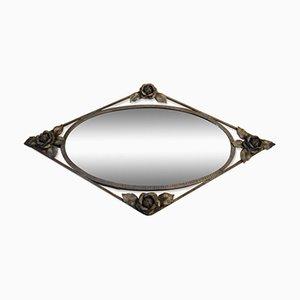 Vintage Art Deco Spiegel
