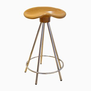 Model Jamaica Bar Stool by Pepe Cortés for Amat, 1991