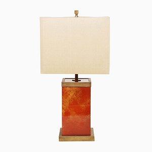 Tischlampe von Romeo Rega, 1970er
