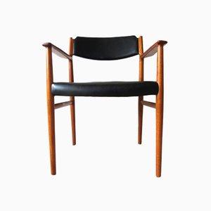 Danish Vintage Teak Armchair by Arne Vodder for Sibast, 1960s