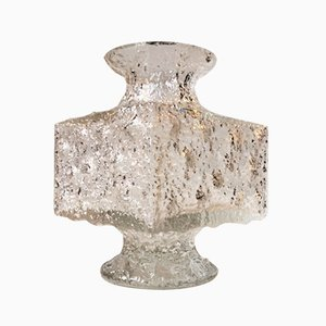 Crassus Glass Vase by Timo Sarpaneva for Iittala, 1960s