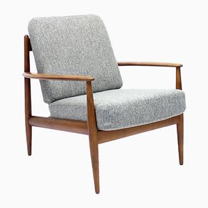 Easy Chair by Grete Jalk for France & Søn, 1950s