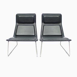 Low Pad Stühle von Jasper Morrisson für Cappellini, 2003, 2er Set