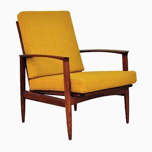 Mid-Century Sessel mit Armlehnen, 1960er