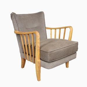 Art Deco Scandinavian Armchair