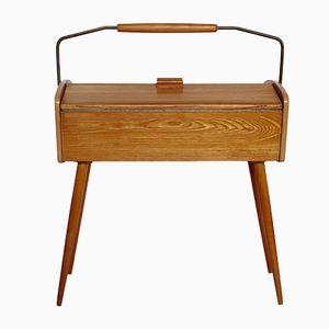 Mid-Century Sewing Box, 1950s