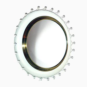 Backlit Wall Mirror from Nikoll, 1950s